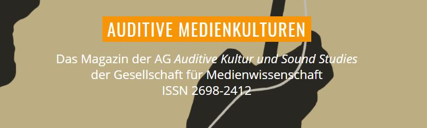 AG auditive Kultur und Sound Studies